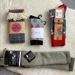 Accessories - Set of four socks